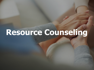 Resource Counseling